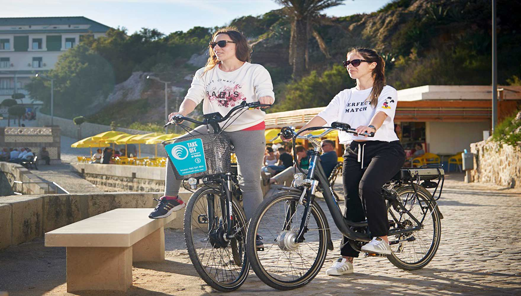 Ericeira - World Surfing Reserve, e-Bike and Bicycle Rental