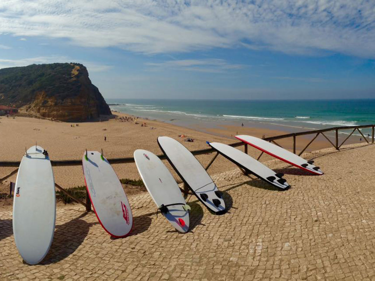 Ericeira - World Surfing Reserve, Surf and Bodyboard Rental